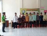 Dilantik, IPNU SMA Sunan Giri Bertekad Tampung Aspirasi Pelajar