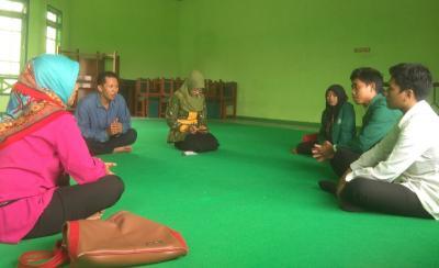 4 Mahasiswa STAIN Kediri Optimis Majukan BMT-NU Jombang