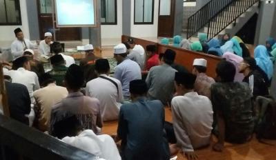 Ketua Baru Mahasiswa Nahdliyin STAN Terpilih lewat Mufakat