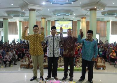 Ketua PP Muhammadiyah: NU dan Muhammadiyah itu Satu