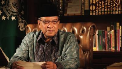 Kurang Sehat, Kang Said Tetap Ngajar Al-Barzanji