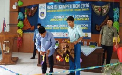 SMA Nurul Jadid Inisiasi Kompetisi Bahasa Inggris Antarmadrasah