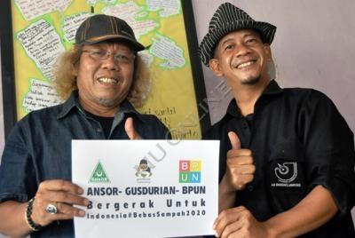 Paus Sastra Lampung: Kesadaran Masyarakat Akan Kebersihan Perlu Ditingkatkan