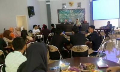 IPNU Banyuwangi Ajak Pelajar Berinternet Cerdas