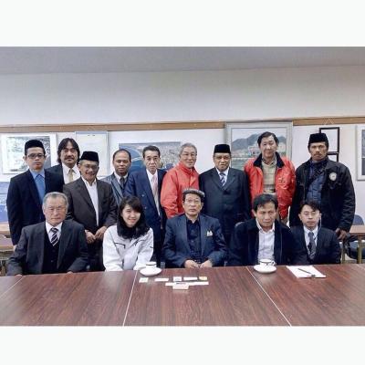 Melawat ke Jepang, NU Jalin Kerja Sama Bidang Teknologi Perkapalan