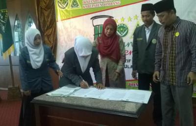 Pelajar NU Jombang Dapatkan Fasilitas Beasiswa Perguruan Tinggi