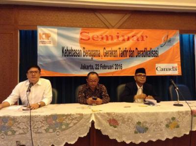 PBNU Fasilitasi Seminar Kebebasan Beragama