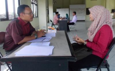 600 Calon Dosen Melamar di UNU Yogyakarta