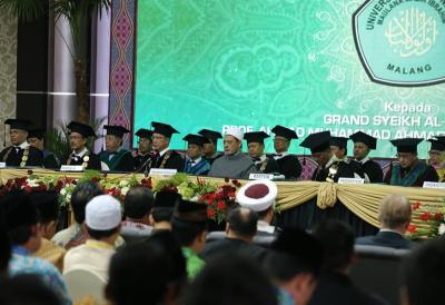 Menag Berharap Metode Al-Azhar Bisa Berkembang di Indonesia