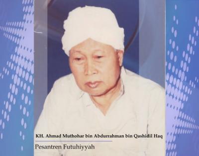 KH Ahmad Muthohar, Mursyid Thariqah Penulis Berbagai Kitab