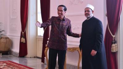 Kunjungan Grand Syeikh dan Masa Depan Islam Moderat di Indonesia