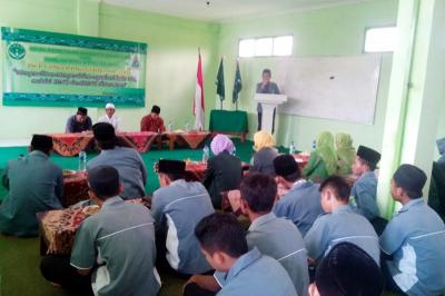IPNU Pacitan Targetkan Lima Ratus Santri Ikut Makesta