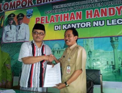 Pemkab Probolinggo Rangkul PCNU Kembangkan Industri Kecil dan Menengah