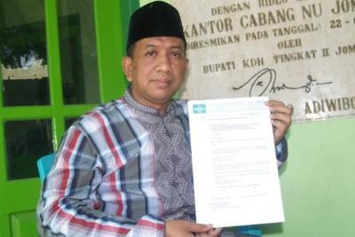 PCNU Jombang Imbau Masjid dan Sekolah Laksanakan Shalat Gerhana