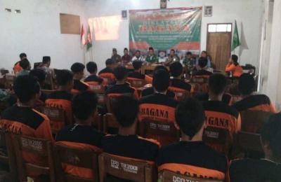 GP Ansor Wonogiri Siapkan Kader Tanggap Bencana