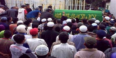 Doa Takziah di Hadapan Keluarga Jenazah