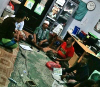 Internal GP Ansor Pamekasan Tegaskan Netralitas dalam Konfercab NU
