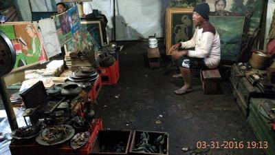 Pesta Rakyat Desa Madyopuro Hadirkan Suasana Lawas