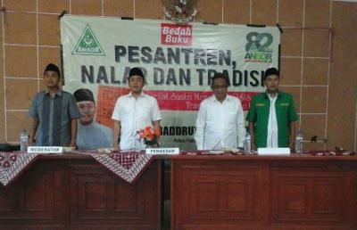 PCNU Sumenep Dorong GP Ansor Galakkan Nilai Kesantrian