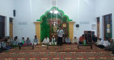 LTMNU Kraksaan Beri Penilaian terhadap Masjid NU
