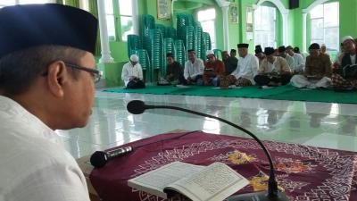 Terapkan Model Pesantren, Jihad Pagi Kaji Karya Imam Ghazali