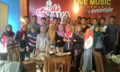 Himpunan Pengusaha Muda Berbagi Tips Wirausaha dengan Komunitas Mata Air Jepara