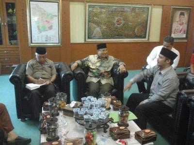 Pemkot Tasikmalaya Siap Sambut Tim Ekspedisi Islam Nusantara