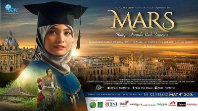 Film Mars: Kegigihan Perempuan dan Pendidikan