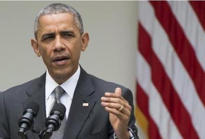 Obama Bertemu Raja Saudi Sebelum Pertemuan Dewan Kerjasama Teluk