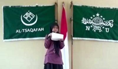 Santri Al-Tsaqafah Raih Juara I Science Fair Se-Banten dan Jabodetabek