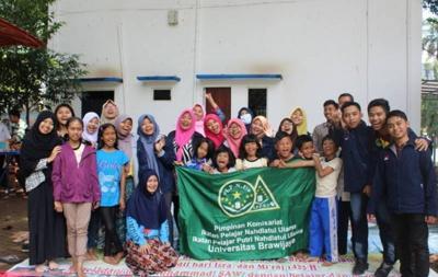 IPNU-IPPNU Unibraw Garap Pendidikan Karakter Tingkat PAUD