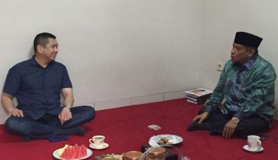 Menjawab Tuduhan Kiai Said Mendukung Hary Tanoe