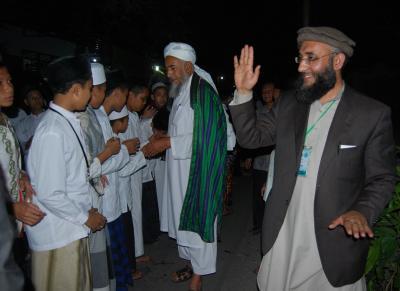 Ulama Afganistan Berharap NU Diadopsi Negara-negara Lain