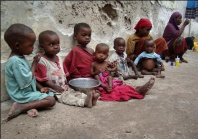 Wabah Kelaparan Meningkat Drastis di Afrika Utara dan Timur Tengah