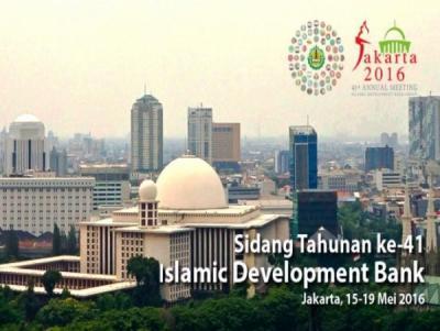 Buka Pertemuan IDB, JK Dorong Pembentukan Bank Infrastruktur Islam