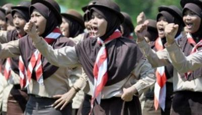 Perkemahan Pramuka Madrasah Nasional Perkuat Budaya Bahari dan Kerukunan