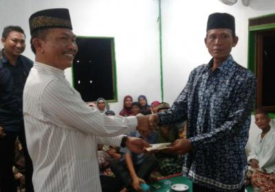 Wakil Ketua PWNU Sumsel Inisiasi Gerakan Kembali ke Mushala