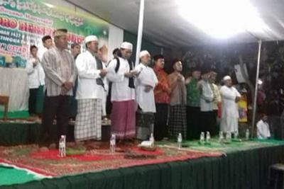Ketua PCNU Pringsewu Ajak Generasi Muda Gabung di Grup Shalawat