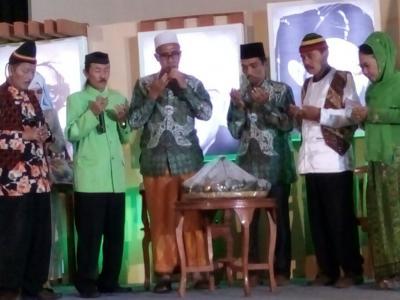 Tiga Seniman Terima Penghargaan Sapta Wikrama NU Surabaya