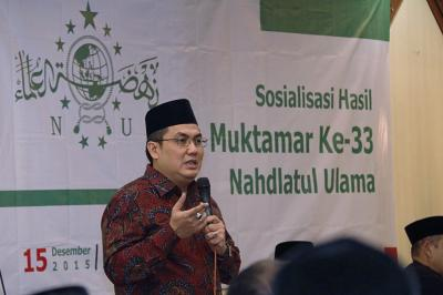 Helmy Faishal: Warga NU Harus Miliki Kecerdasan Spiritual dan Ekonomi