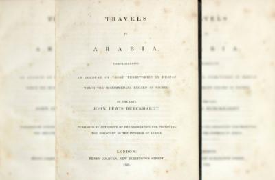 John L Burckhardt dan Kisah Orang Nusantara di Mekkah Awal Abad Ke-19 M