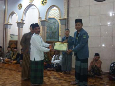 IPNU-IPPNU Buka Puasa dan Tarawih bersama Jamaah Ahmadiyah