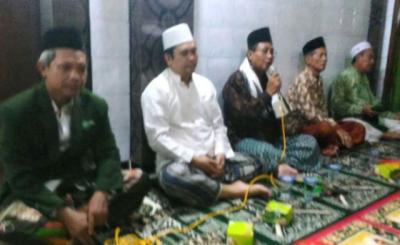 NU Jombang Manfaatkan Ramadhan untuk Sapa Sejumlah MWCNU