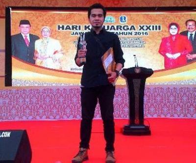 Kader NU Bondowoso Raih Juara Lomba Stand Up Comedy
