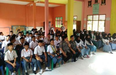 IPNU-IPPNU Lampung Tengah Kawal MPLS di Bumi Nabung