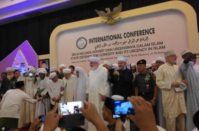 NU DKI Berharap Konferensi Ulama Dunia Mampu Atasi Konflik Umat