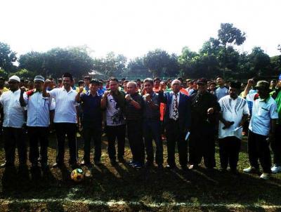 PWNU DKI Jakarta Buka Liga Santri Nusantara Region Ibu Kota