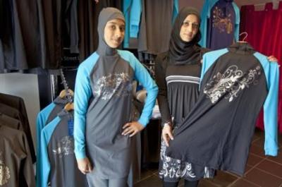 Pakaian Renang Islami Dilarang di Cannes