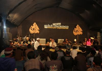 Catatan Suluk Maleman: Bangsa yang Pudar