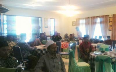 NU Probolinggo Tingkatkan Kompetensi dan Manajemen MWCNU
